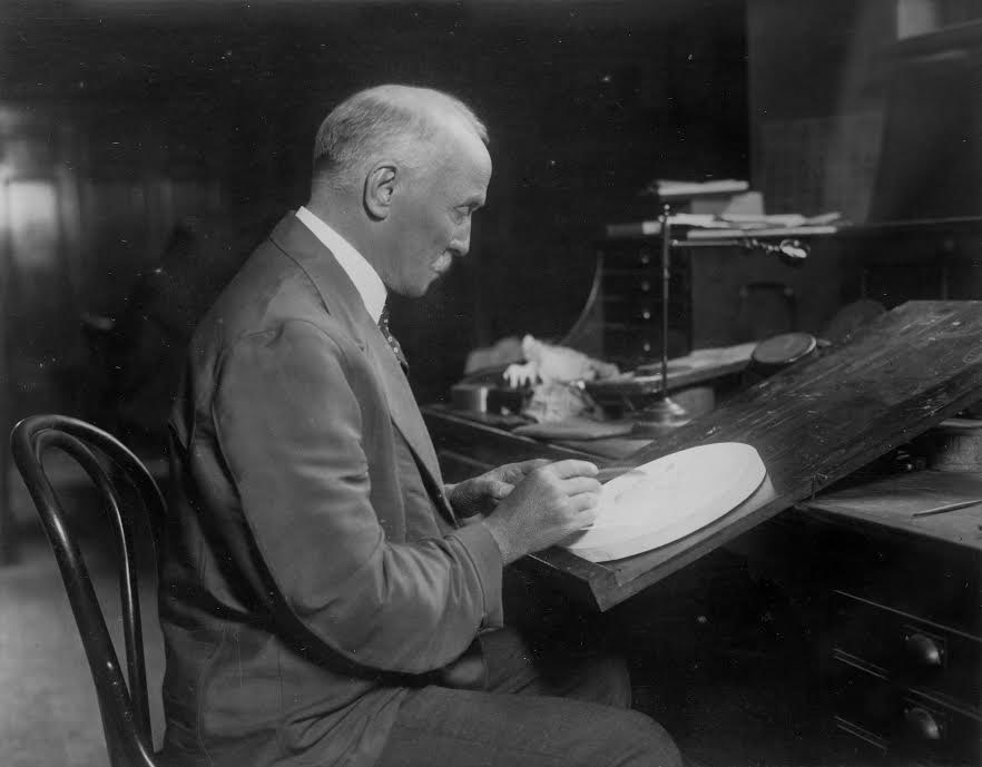 George T. Morgan - Chief Coin Engraver of the US Mint