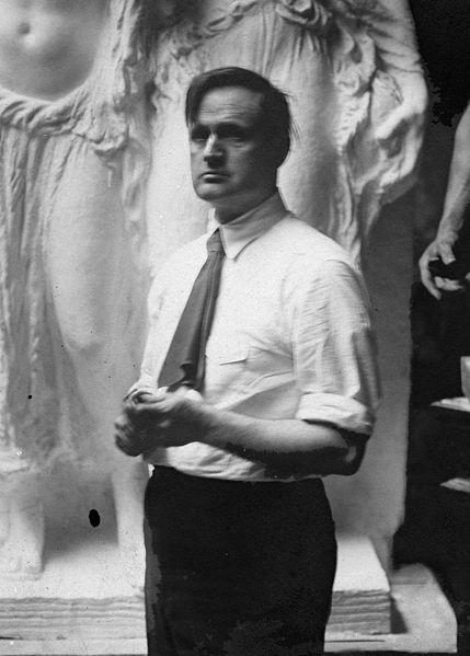 Portrait of James Earle Fraser