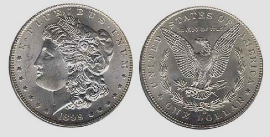 New Orleans Morgan Silver Dollar