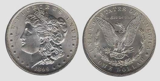 New Orleans Morgan Silver Dollar