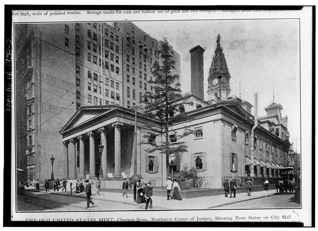 Second Philadelphia Mint