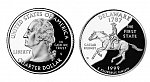 50 States and Territories Quarters