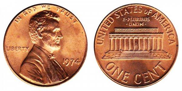Similiar 1974 Rare Penny Values Keywords
