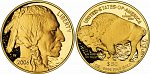 $10 Gold American Buffalo Quarter Ounce