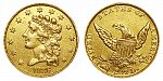 Classic Head Gold $2.50 Quarter Eagle