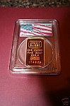 1 ounce gold bar size
