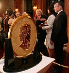 worlds second largest gold coin