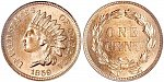 Indian Head Cent Small Cents