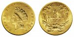 Small Indian Head Gold Dollars