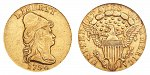 Turban Head Gold $2.50 Quarter Eagle