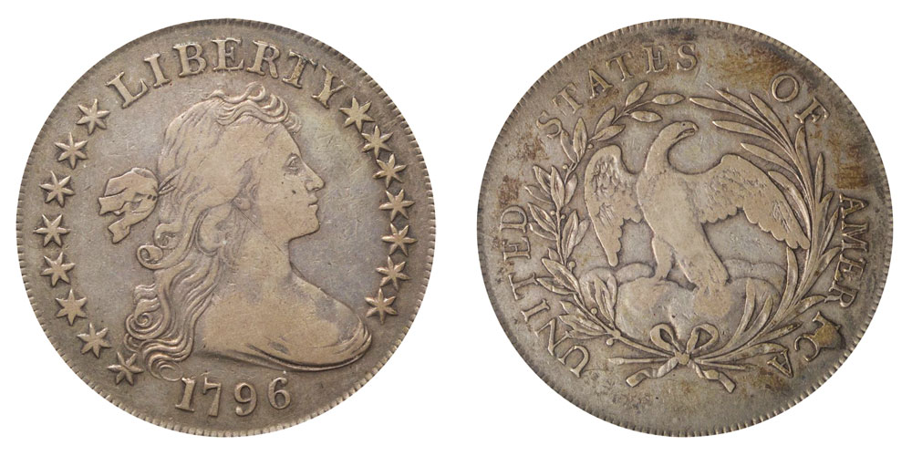 1796 liberty coin
