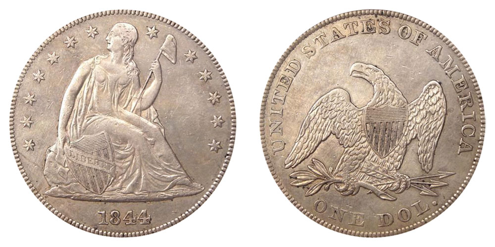 Typical coin prices values and worth per grade or condition in usd