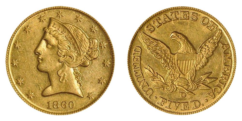1860 coin