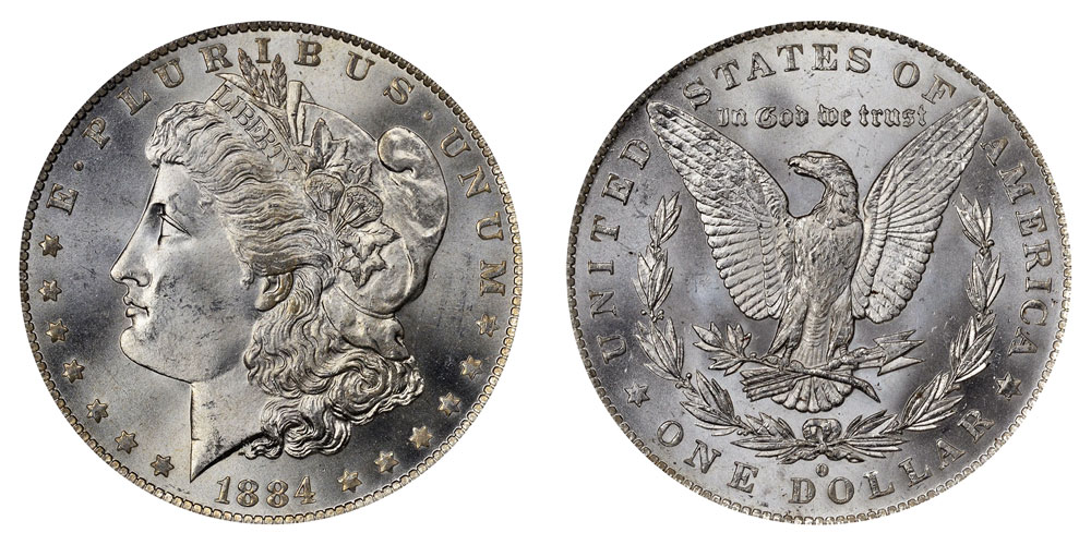 Value of 1884-S Morgan Dollar | Rare Silver Dollar Buyers