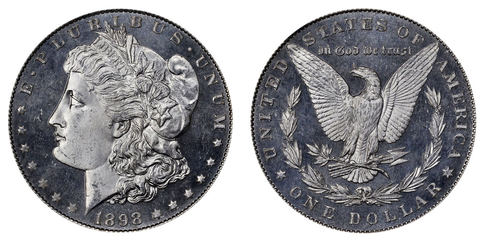 1898 Morgan Silver Dollars Value And Prices