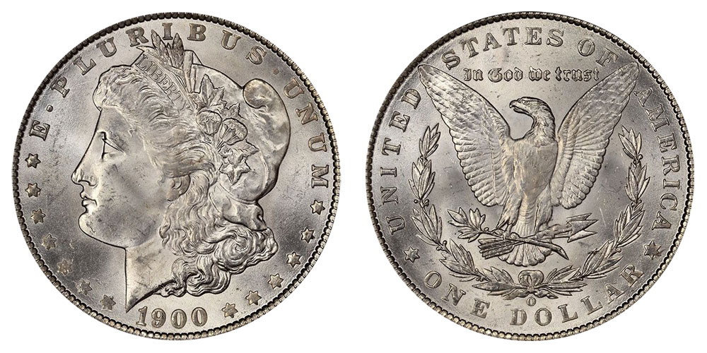 Find Is A 1900 Liberty Silver Dollar Worth