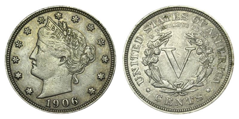 1906 Liberty Head