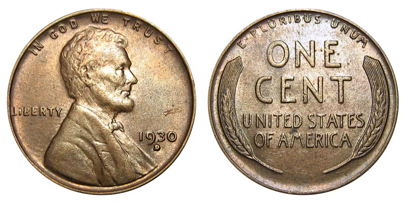 Coin value 1930 wheat penny : Target coin dividend payout