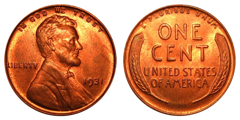 1930-D  LINCOLN WHEAT CENT #8