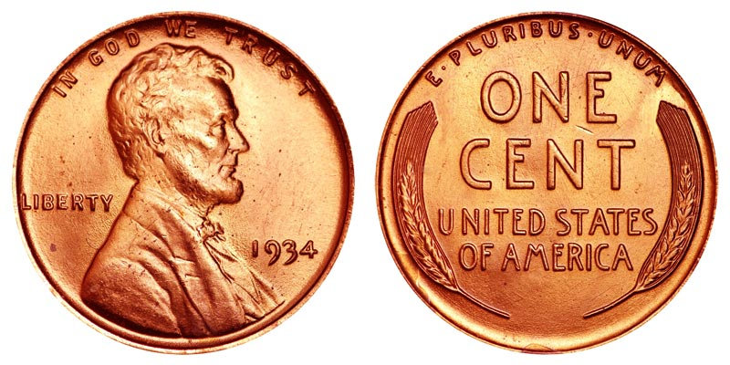 Mix/&Match-Complete Your Album 1934 P Lincoln Wheat Penny 10/% off 6