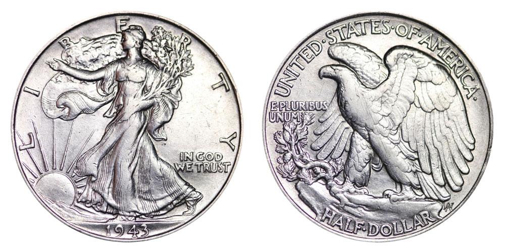 10 Dollar Silver Coin 1976