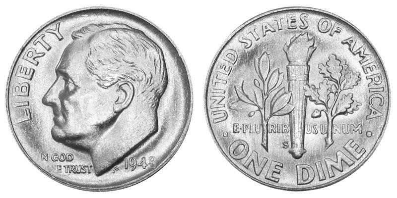 Roosevelt Silver Dime Values And Prices – Fondos de Pantalla