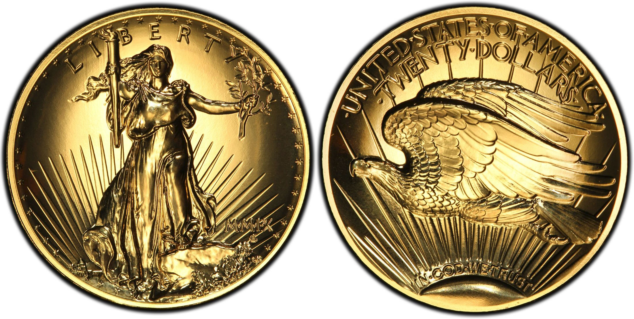 saint gaudens gold 20 double eagle us coin prices and values. Black Bedroom Furniture Sets. Home Design Ideas