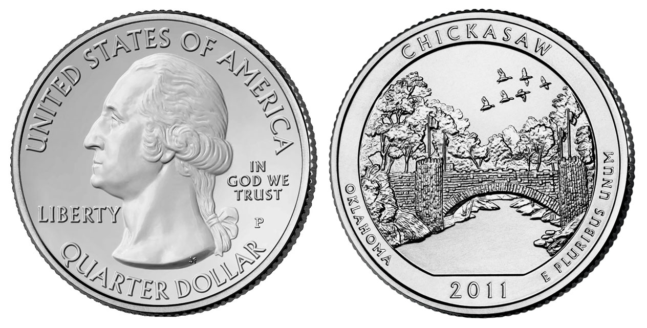 America the Beautiful Quarters - National Park Quarters