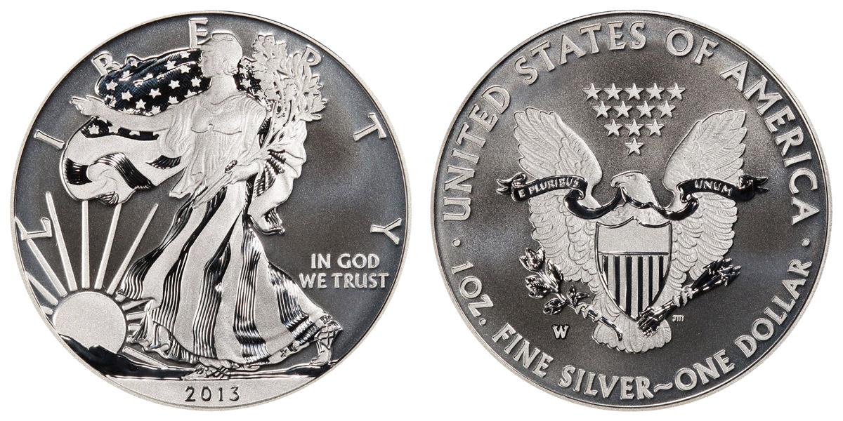 enhanced silver eagle