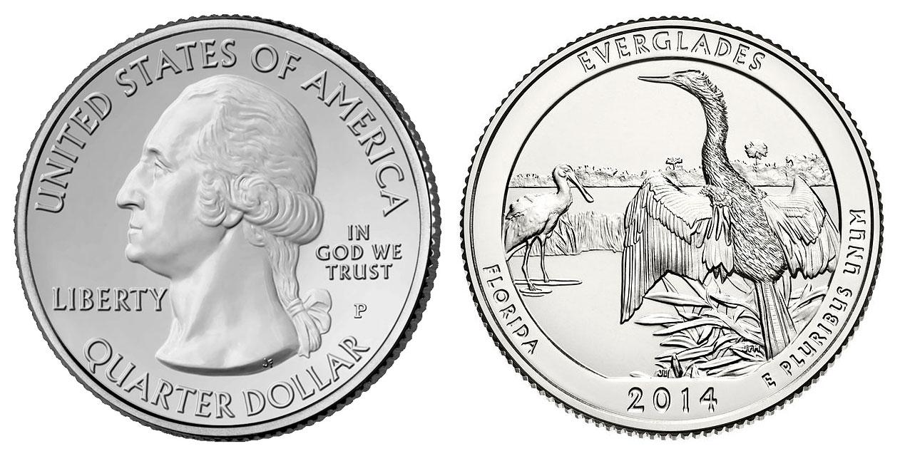 New state quarters 2015 - 2015 America The Beautiful Quarters