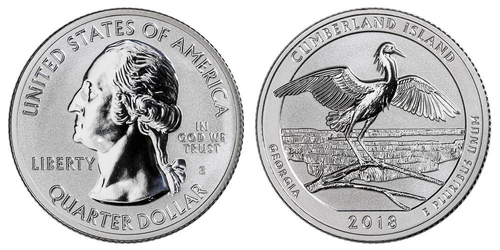 5 Coin REVERSE PROOF PF70 SET SKU C25 2018S Quarters SILVER ATB 25C