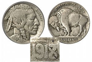 Most Valuable US Nickels - Highest Value Nickel Coins