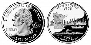2005 Minnesota State Quarter