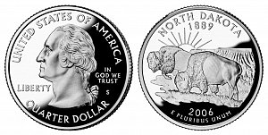 2006 North Dakota State Quarter