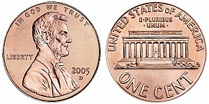 Lincoln Memorial Cent