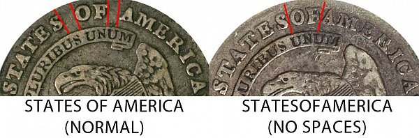 1814 STATESOFAMERICA Capped Bust Dime