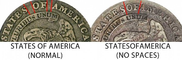 1820 STATESOFAMERICA Capped Bust Dime