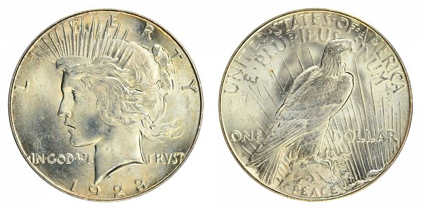 1923 S Peace Silver Dollar Coin Value Prices Photos Amp Info