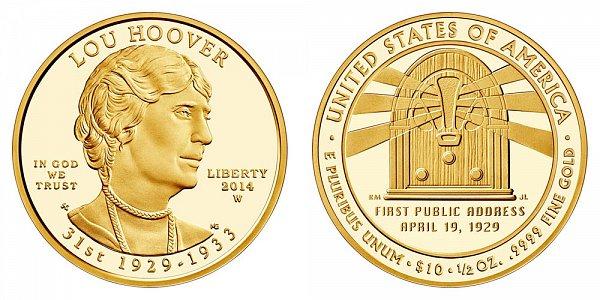 herbert hoover coin worth