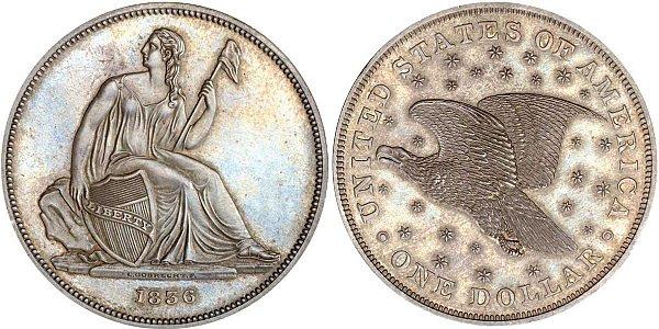 Christian Gobrecht - Silver Dollar Design