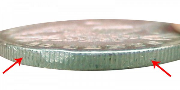 Reeded Edge Capped Bust Half Dollar