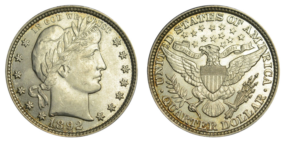 Barber Quarters Us Coin Prices And Values