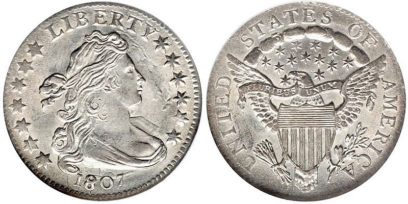 Draped Bust Dimes Us Coin Prices And Values