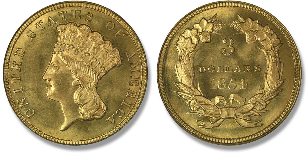 Indian Princess Head Gold 3 Us Coin Prices And Values