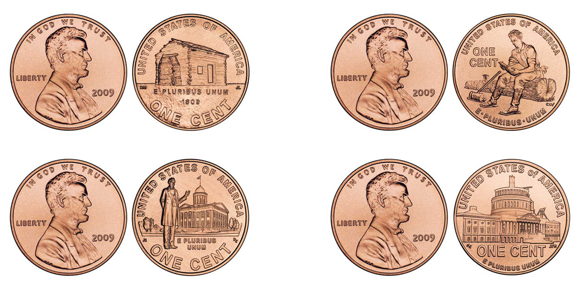 Lincoln memorial cent us coin prices and values lincoln memorial cent small cents lincoln bicentennial series us coin publicscrutiny Images