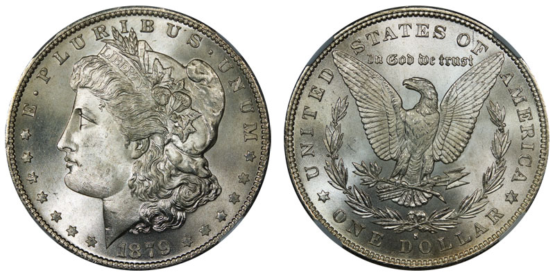 Morgan Dollars Us Coin Prices And Values
